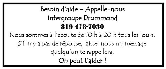 intergroupe drummond